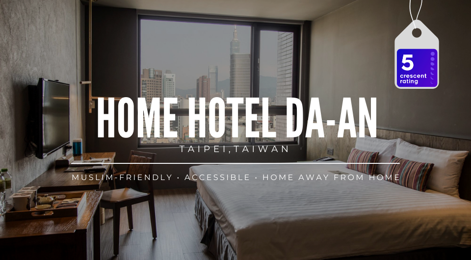 Home Hotel Da-An | Rustic & Homely Curated Experience For All