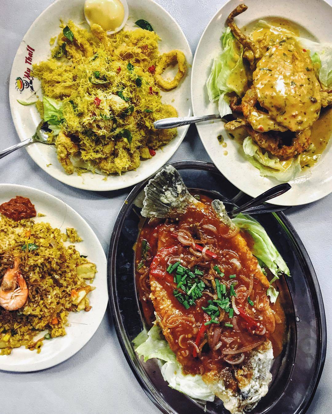 Mak's Place - Halal Chinese restaurants in singapore