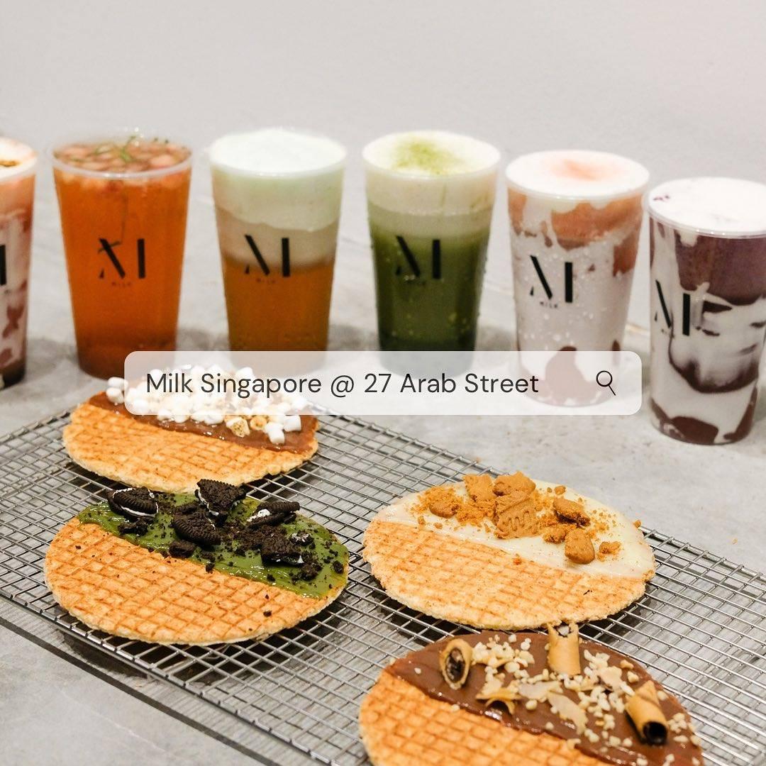 Milk Singapore