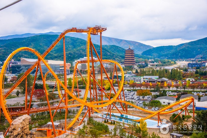 Gyeongju World Amusement Park