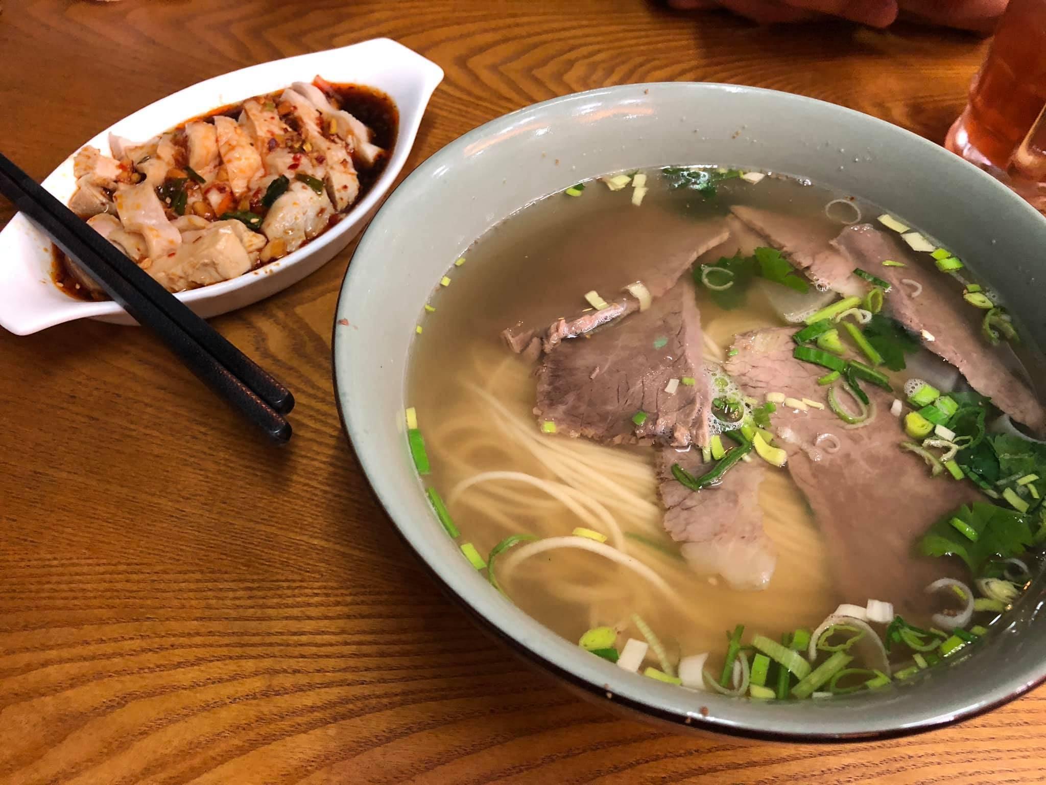 Yi Zun Beef Noodles