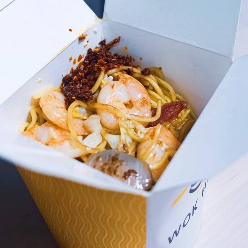 Wok Hey - Halal Chinese food in singapore