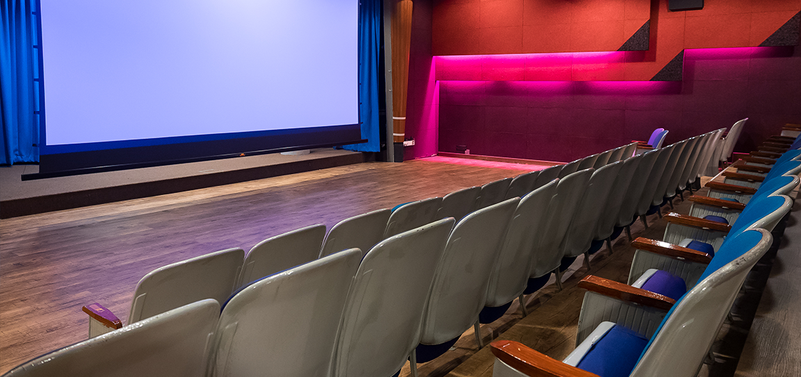 Venue Hire Singapore - The Projector - Rent a cinema