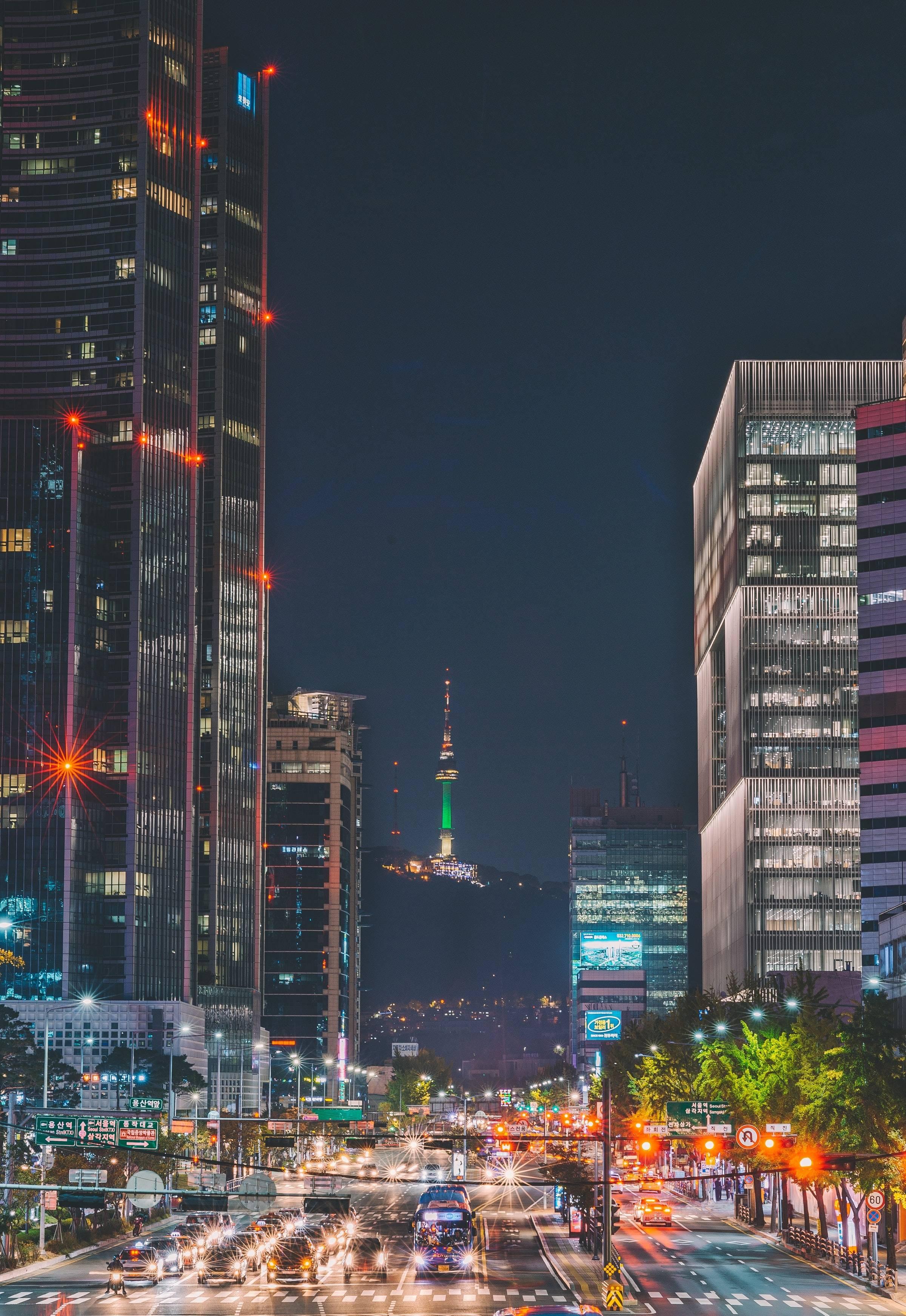 Yongsan South Korea