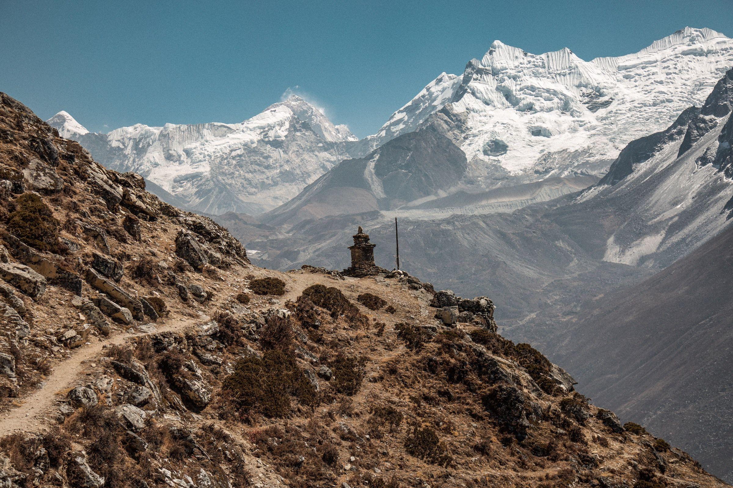 K2 Mountain Pakistan China