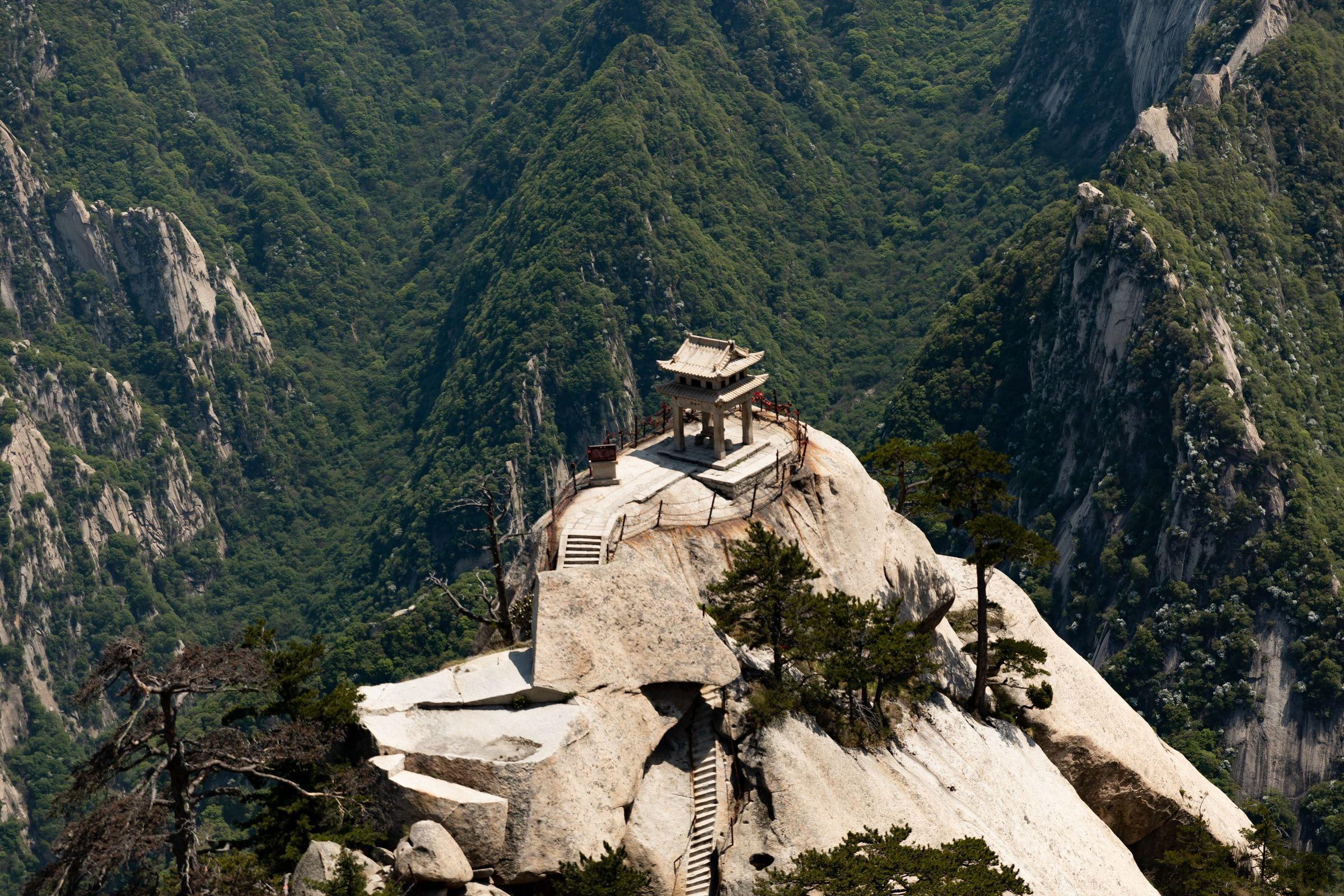 Mount Hua Shaanxi China
