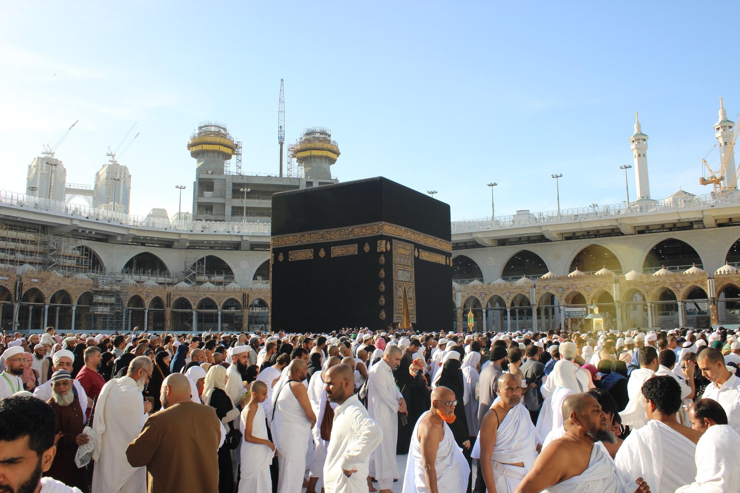 Kaaba Masjid Al Haram