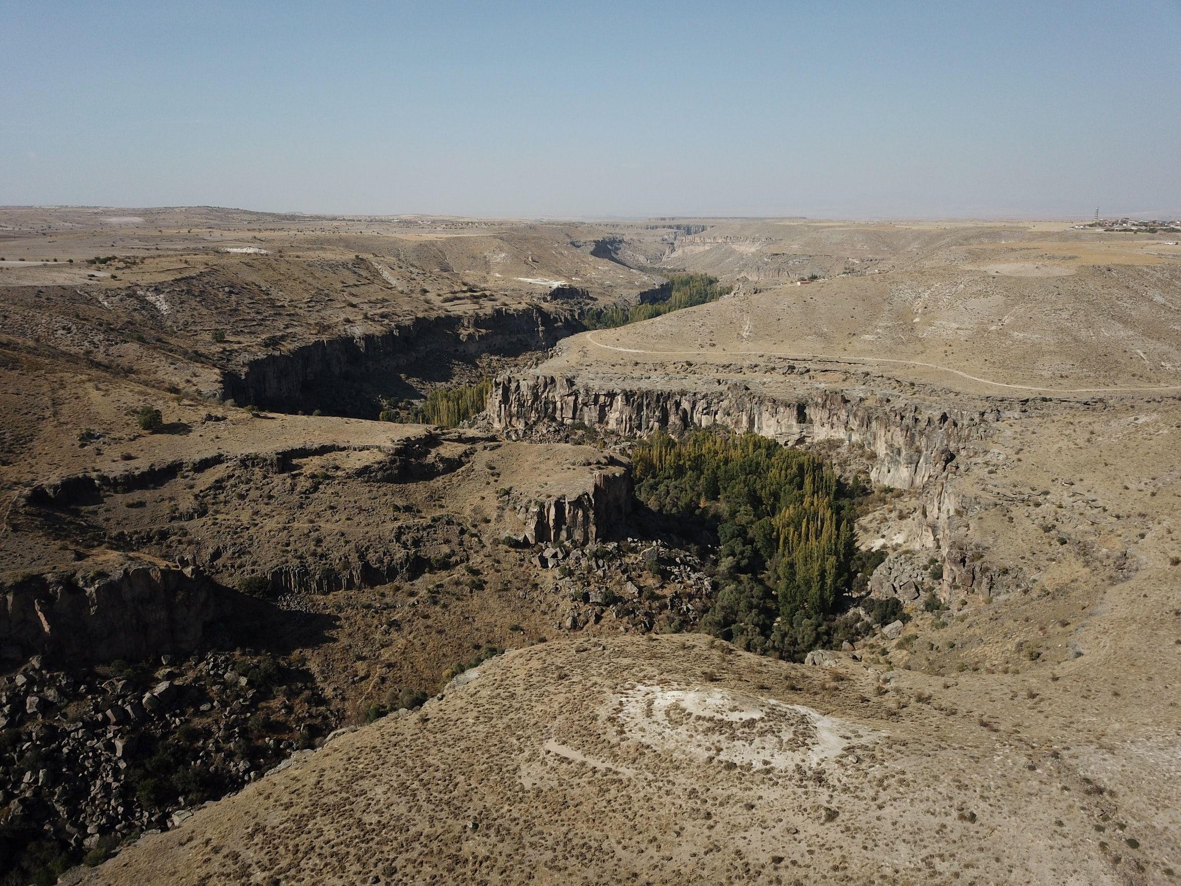 Ihlara Vadisi Kapadokya Turkiye