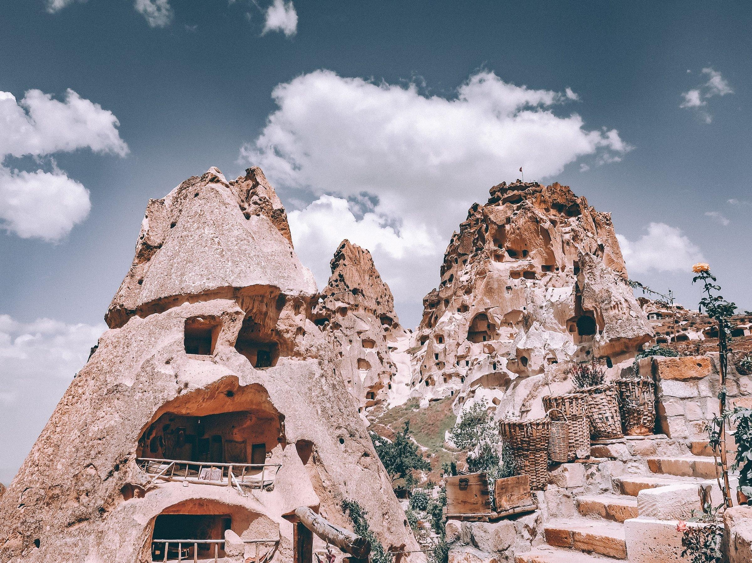 Kapadokya Turkiye