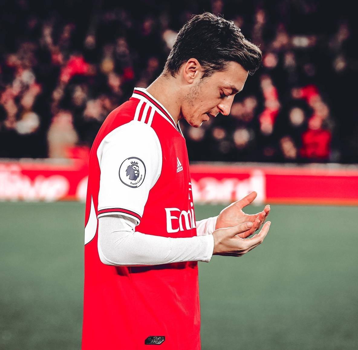Mesut Ozil Arsenal Germany