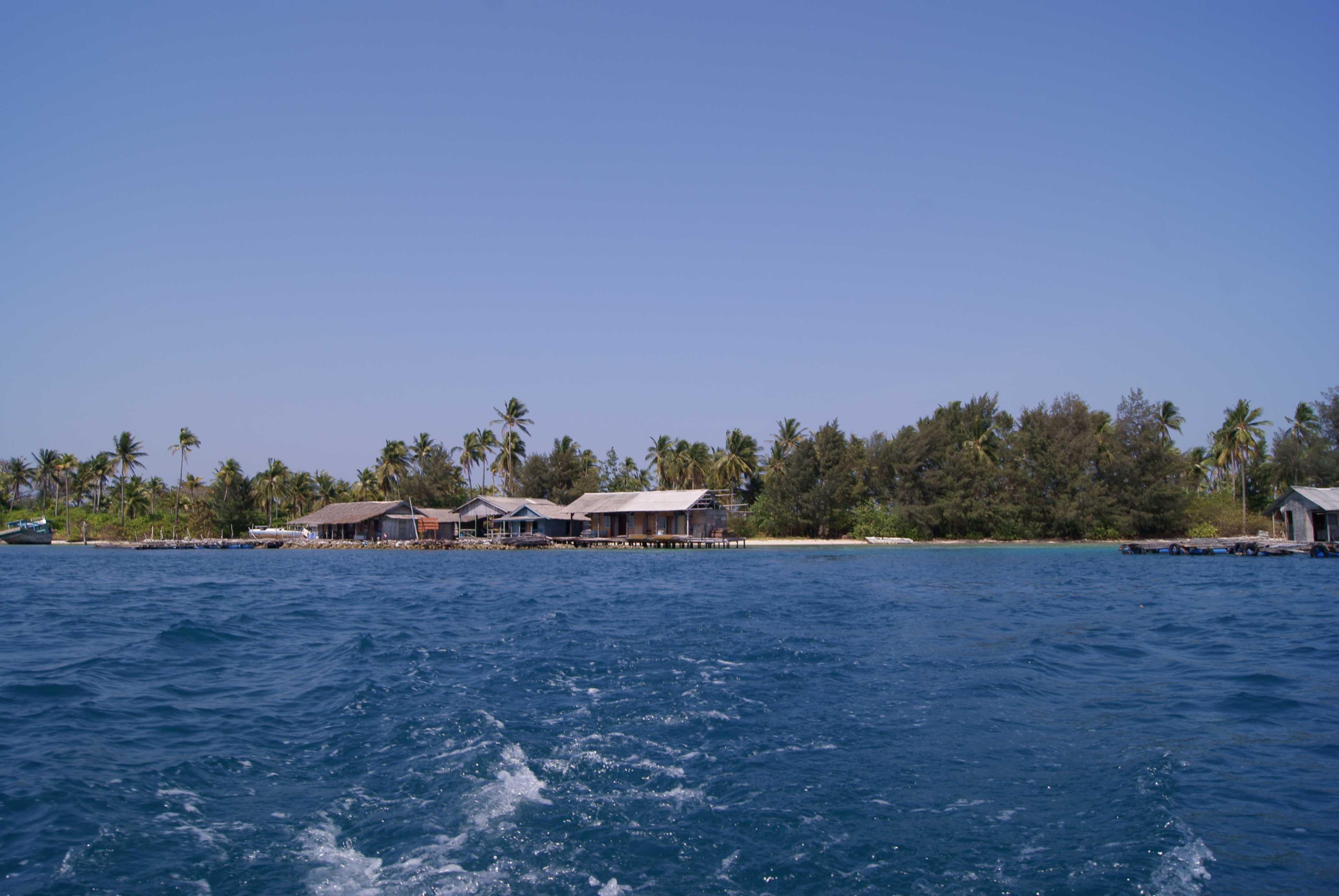 Pulau Menjangan Besar Karimunjawa Besar