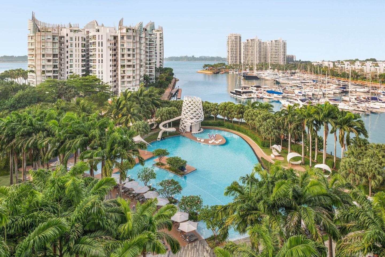 W Hotel Sentosa Cove Singapore