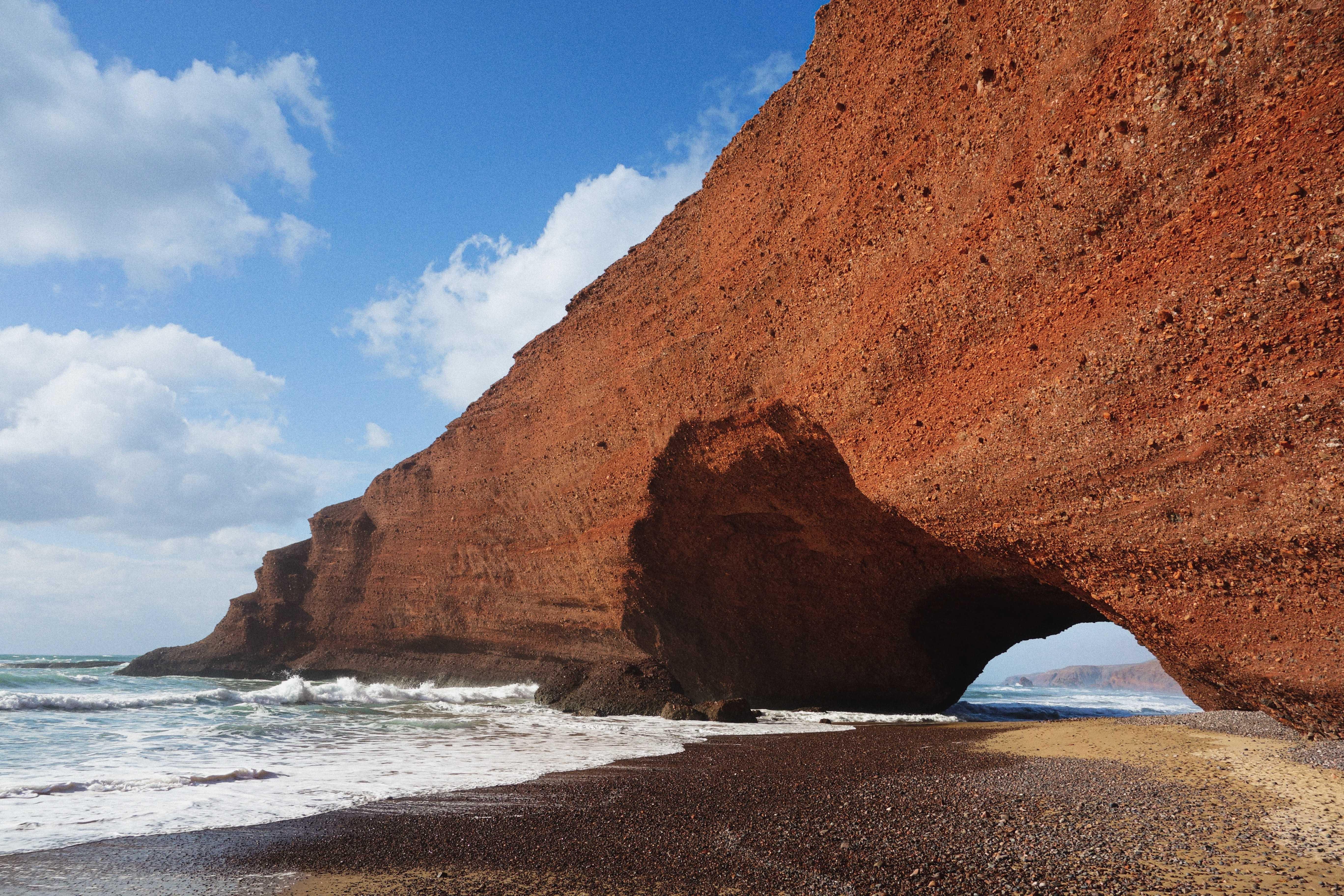 Legzira Beach, Agadir, Morocco