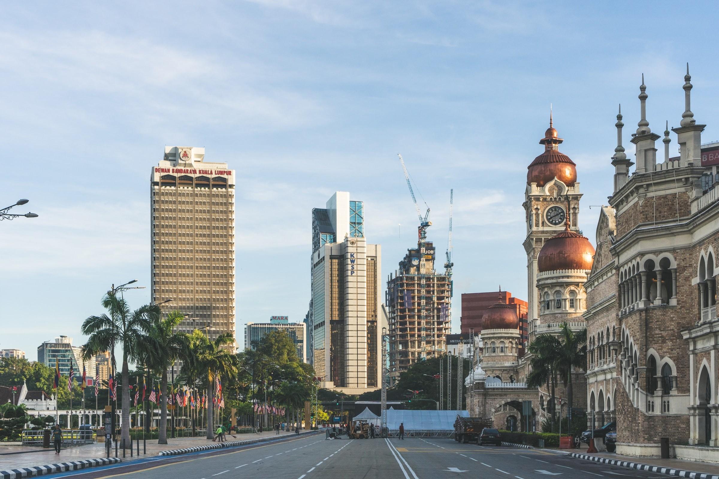 Dataran Merdeka Malaysia Kuala Lumpur