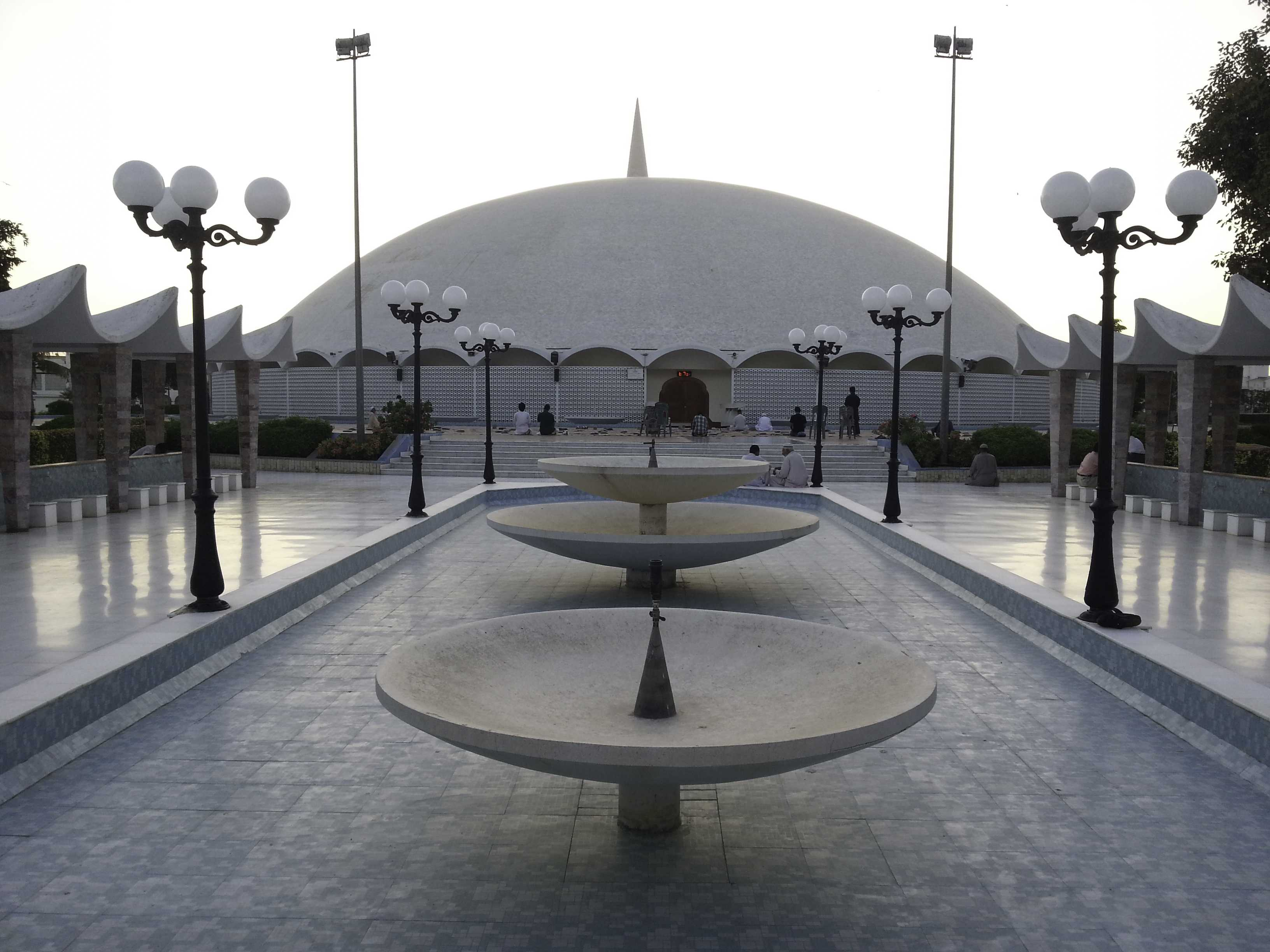 Masjid-e-Tooba Karachi Pakistan
