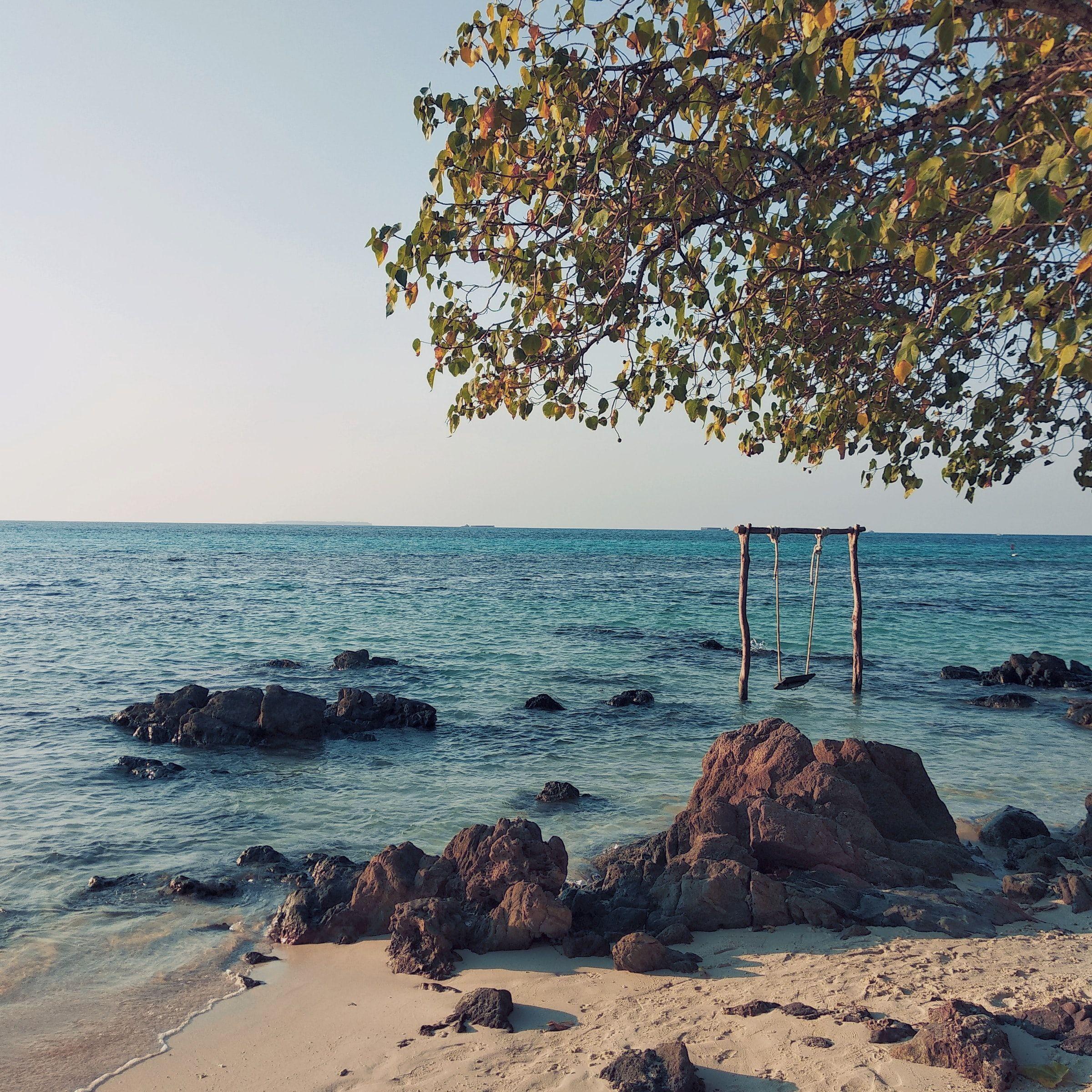 Pantai Anora Karimunjawa Indonesia