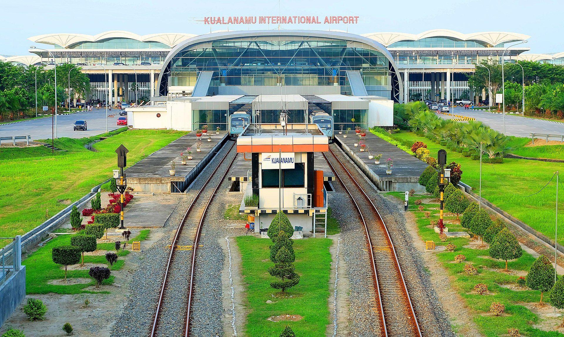 Bandar Udara Internasional Kualanamu International Airport Medan