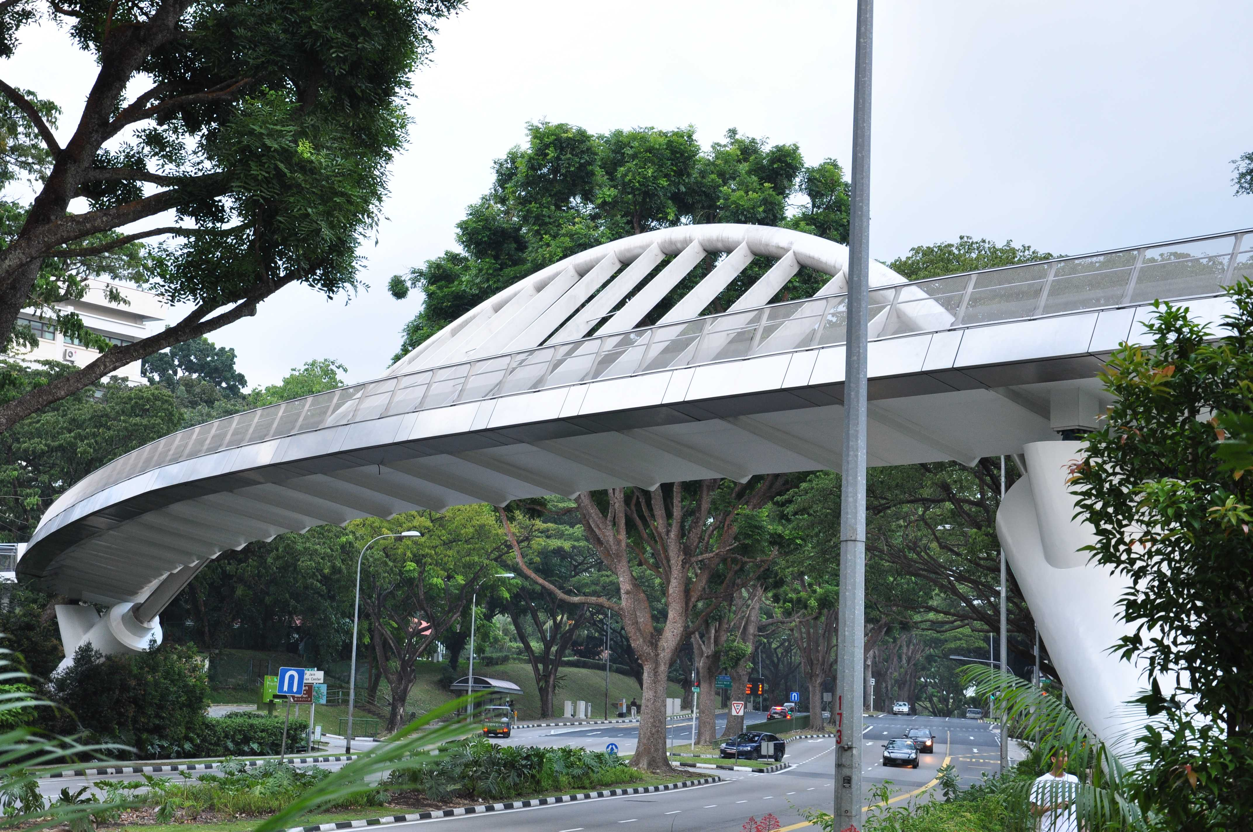 Alexandra Arch Southern Ridges Singapore