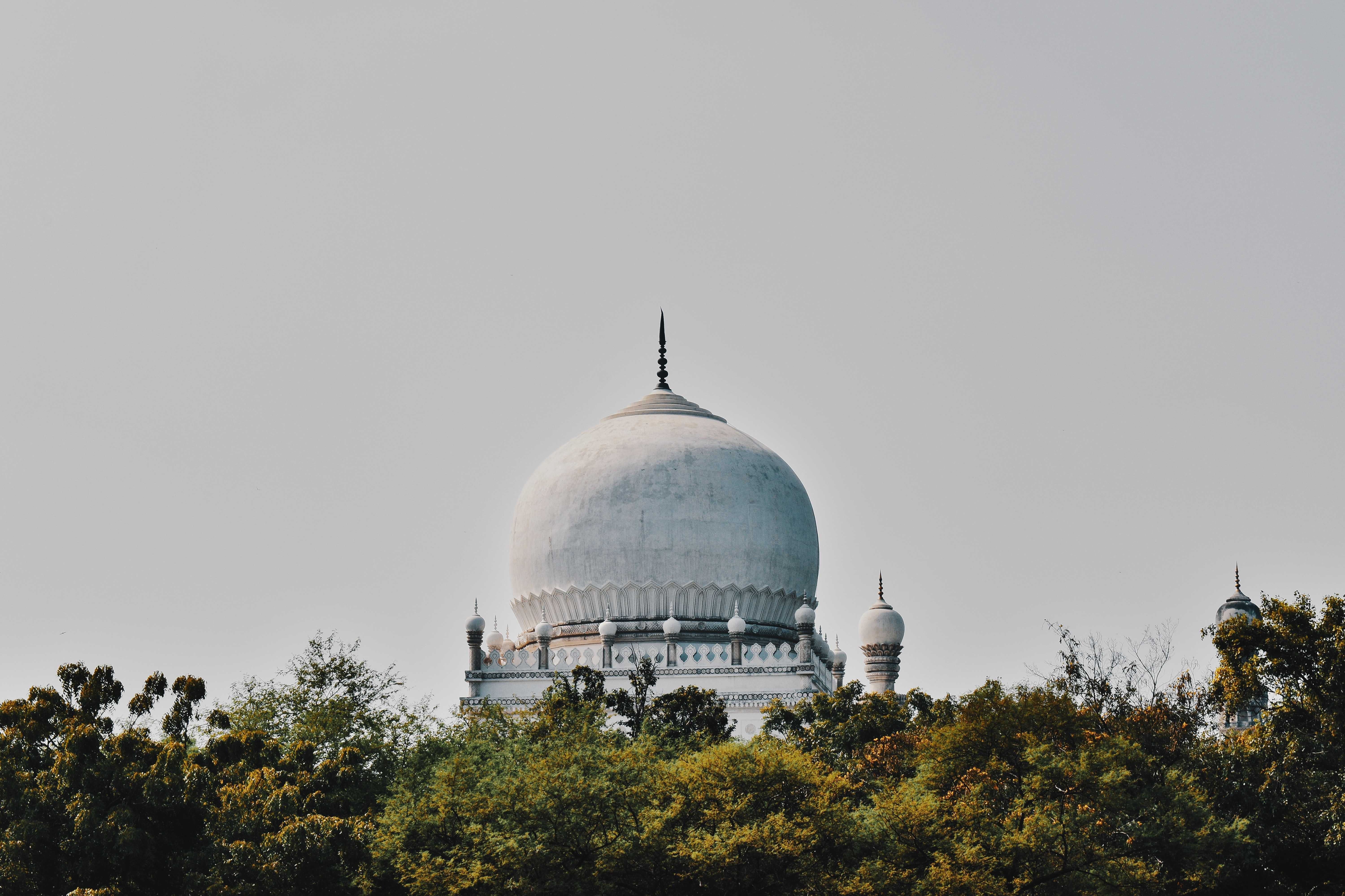 Old Tombs of Hyderabad, India