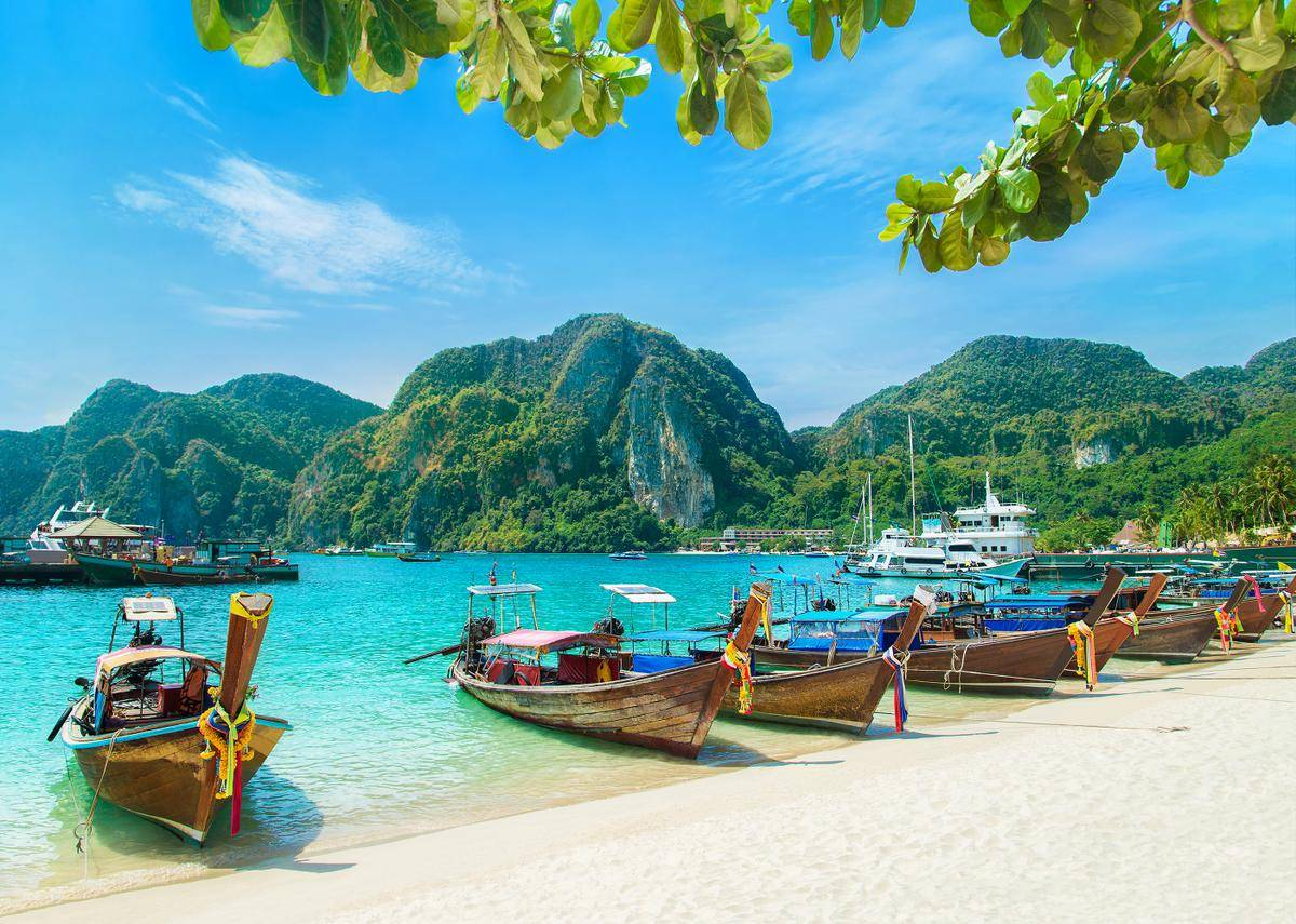 The Adaman Islands India