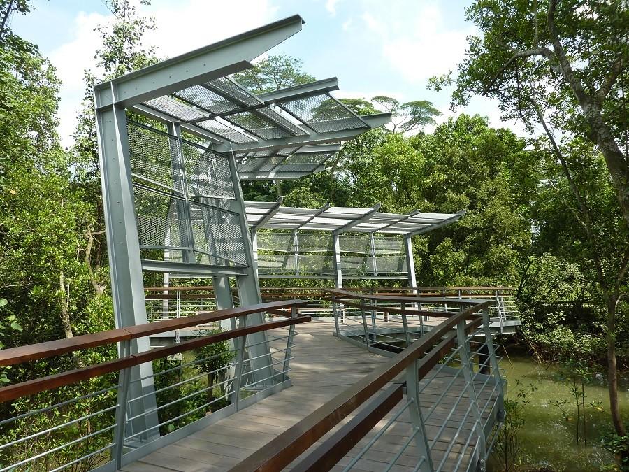 Berlayar Creek Southern Ridges Singapore
