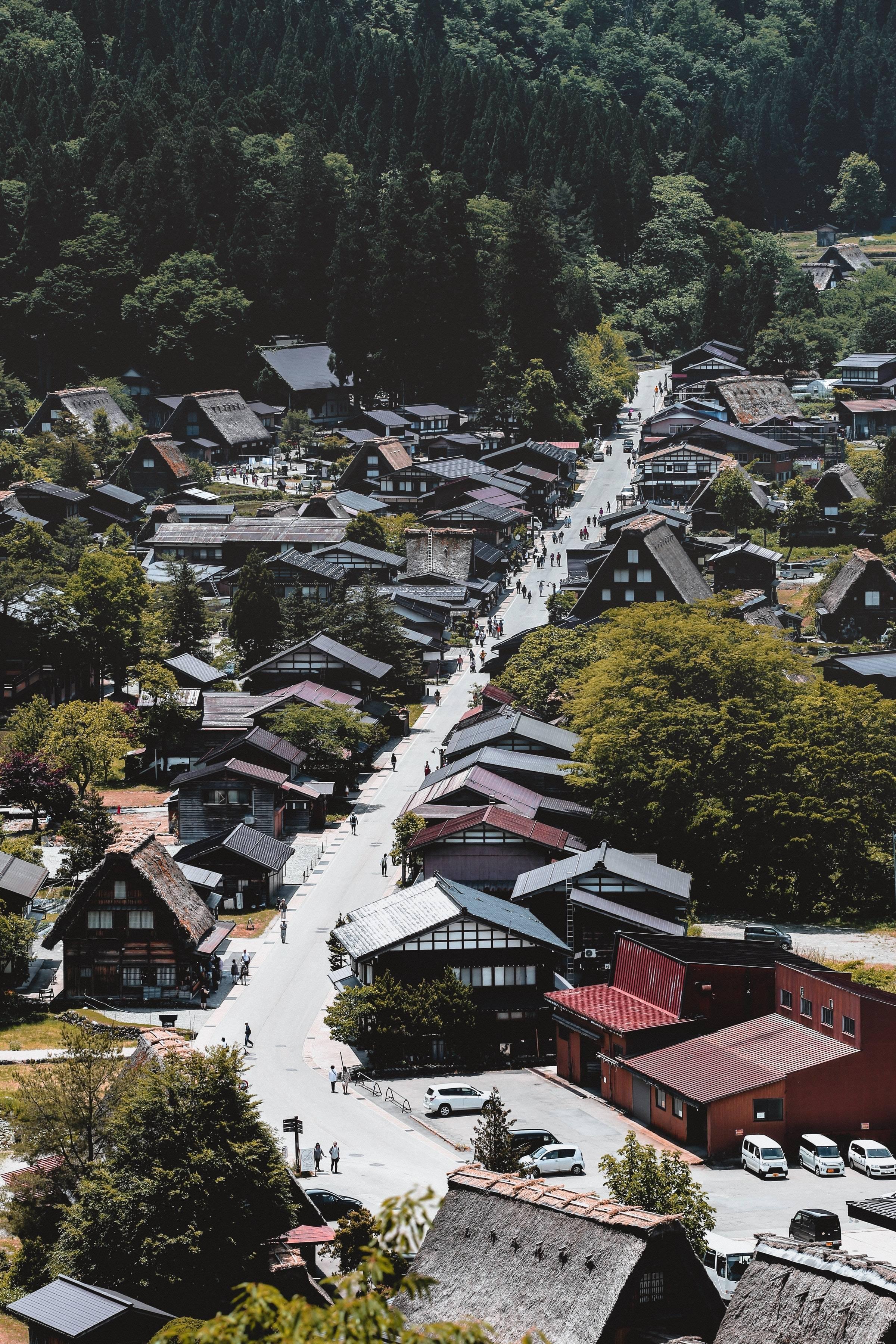 Historic Villages of Shirakawa-go Gokayama