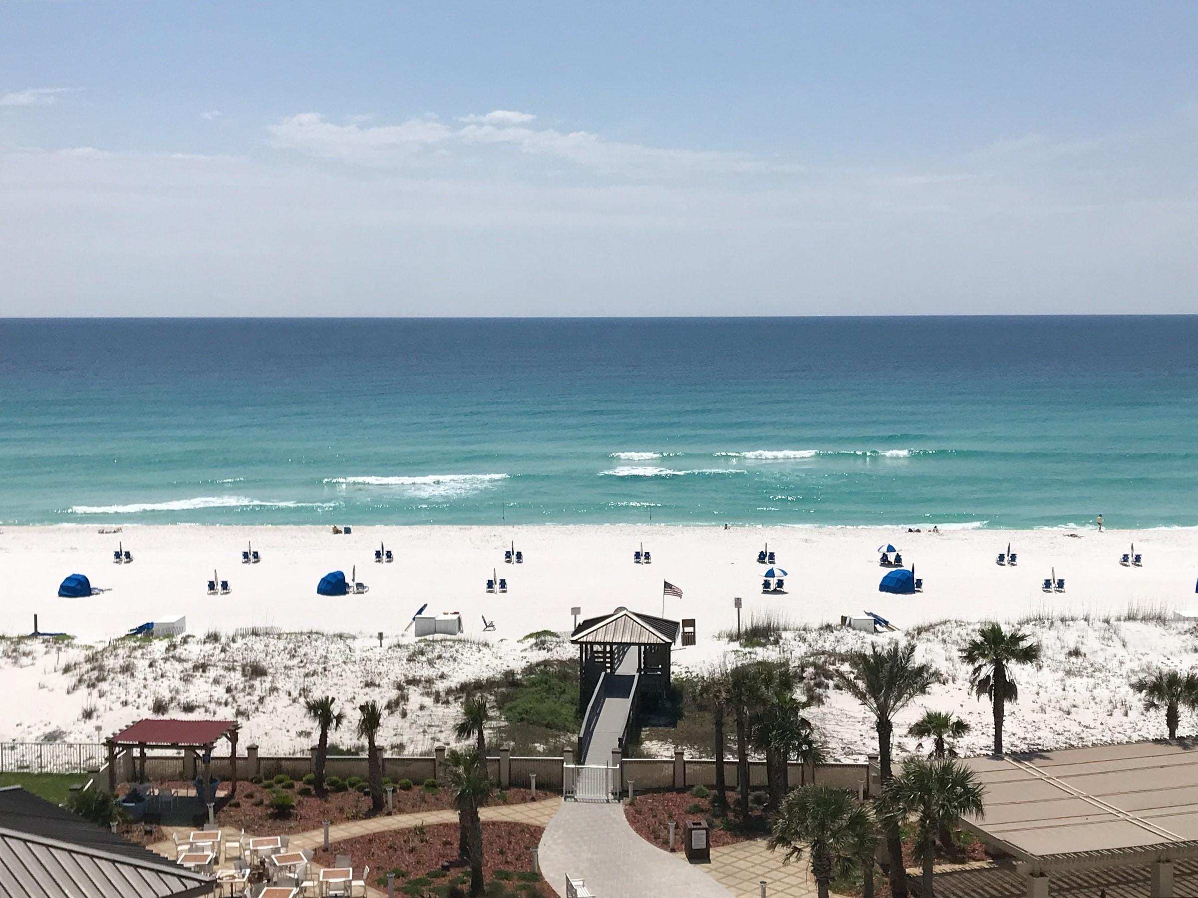 Emerald Coast Florida USA