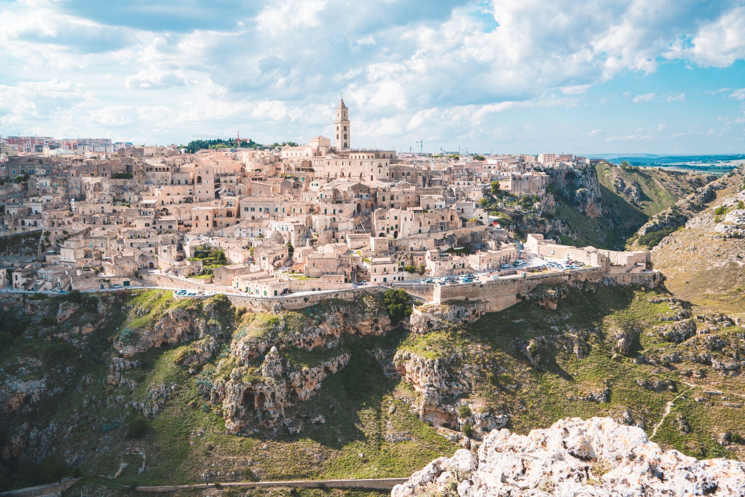 Puglia Region Italy Matera Alberobello Ostuni Manduria Gallipoli Santa Maria Di Leuca Otranto Lecce