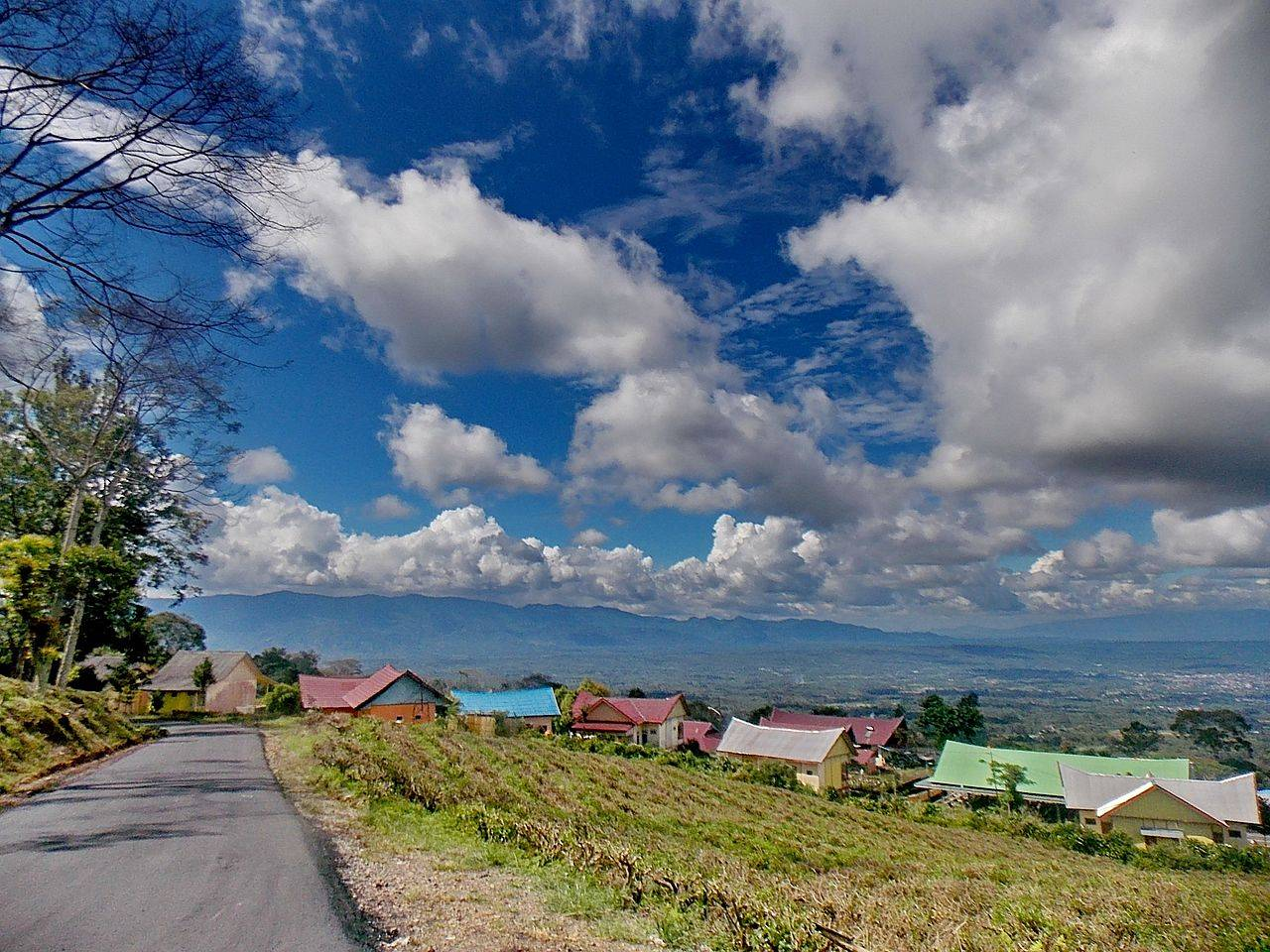 Gunung Dempo Southern Sumatra Indonesia