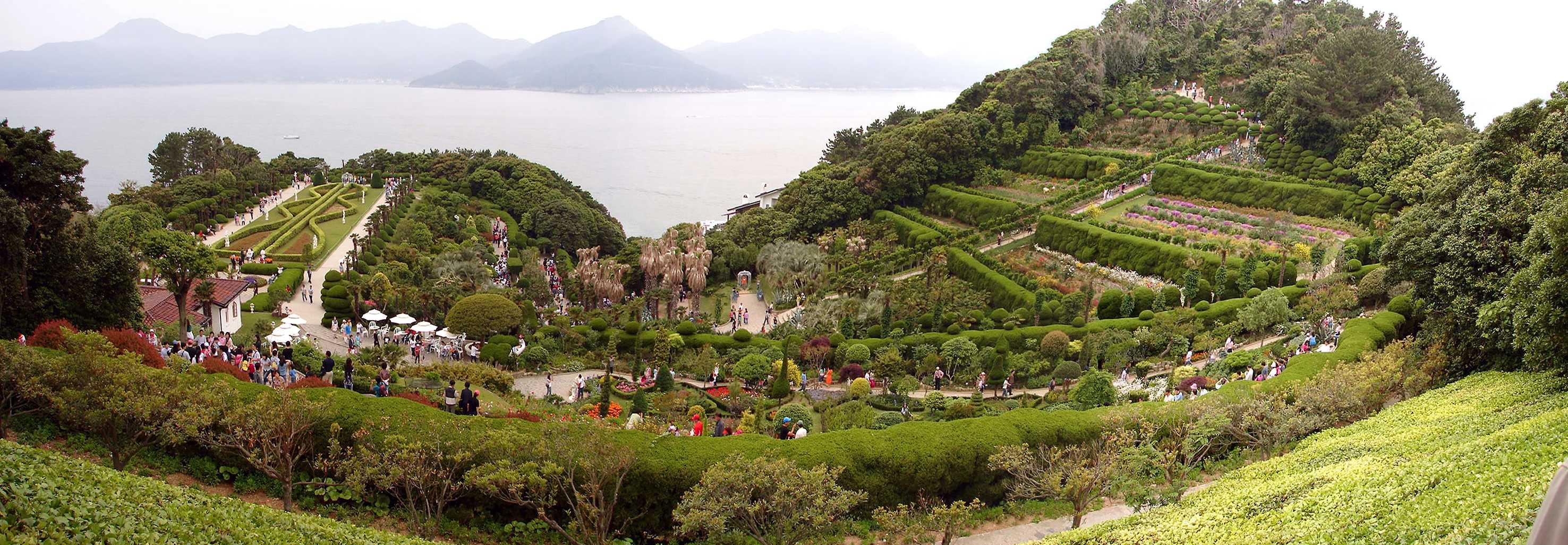 Oedo Botania South Korea
