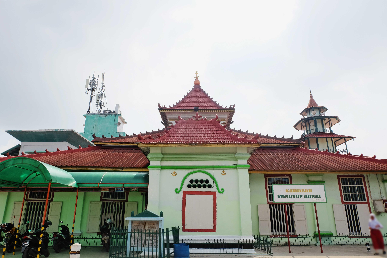 Masjid Lawang Kidul Sumatra Selatan Indonesia