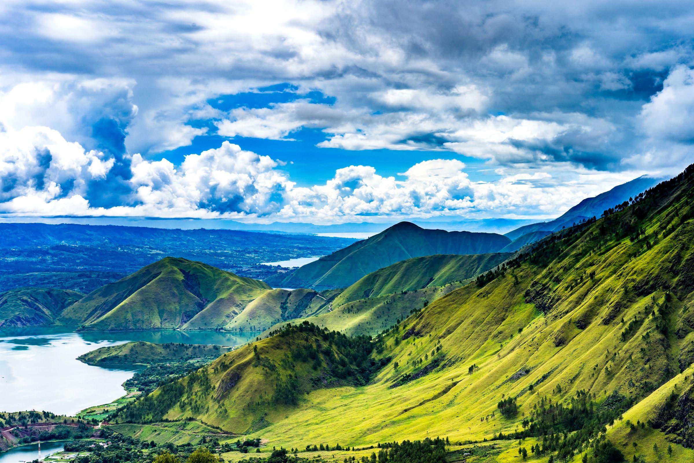 Danau Toba Lake Toba