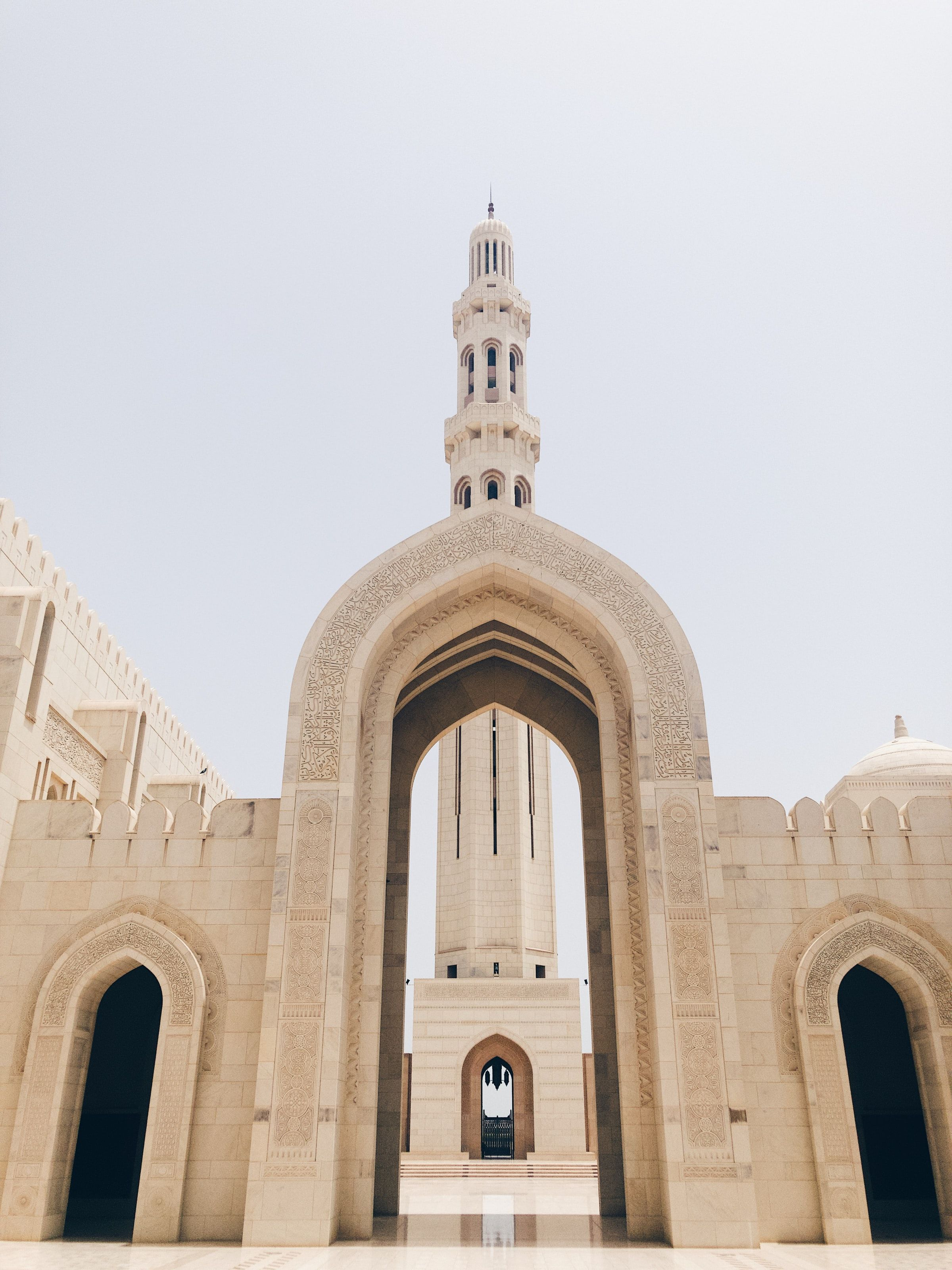 Grand Mosque of Muscat Oman