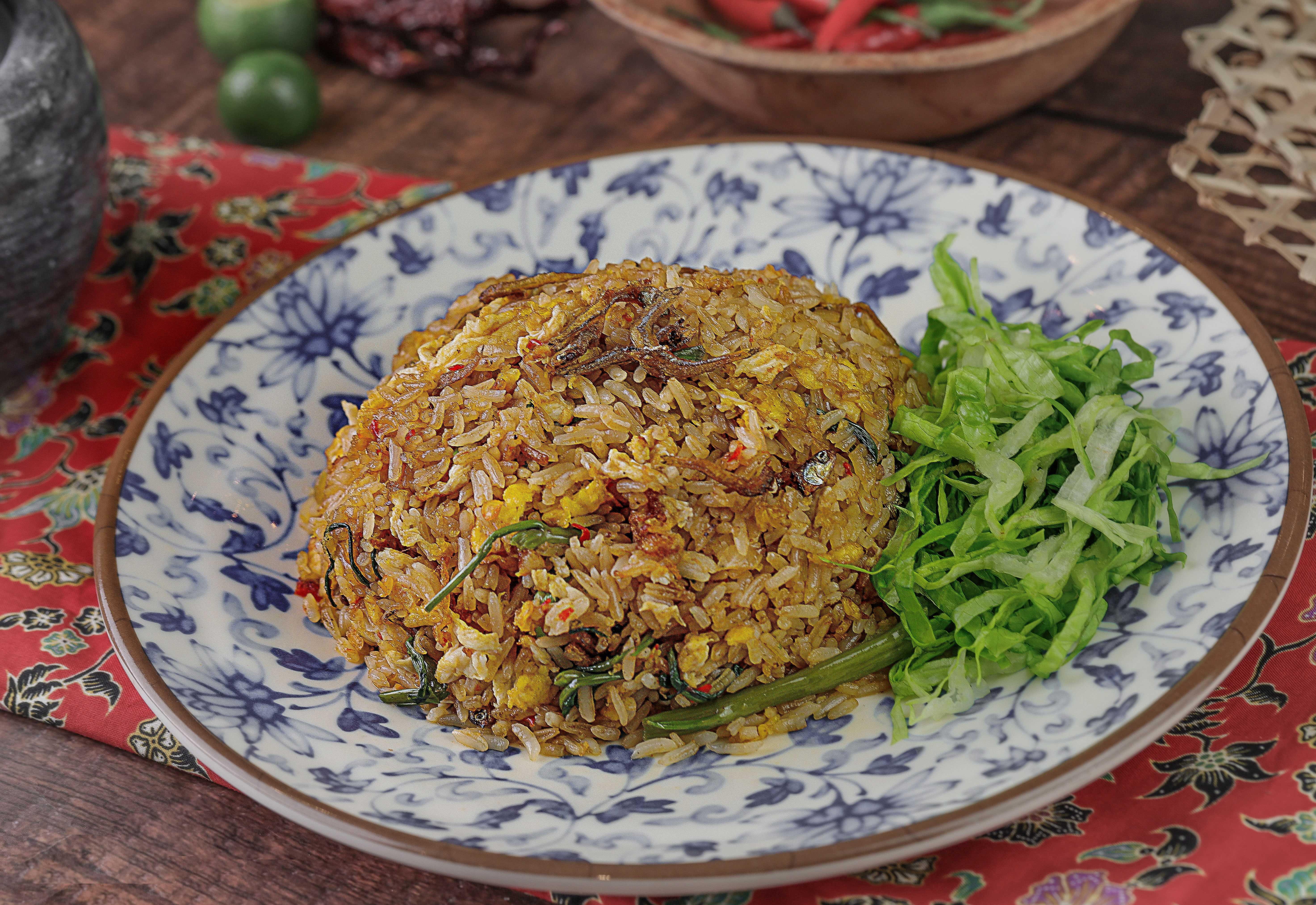 Chef Wan Penang Culture Mum's Fried Rice Nasi Goreng Emak