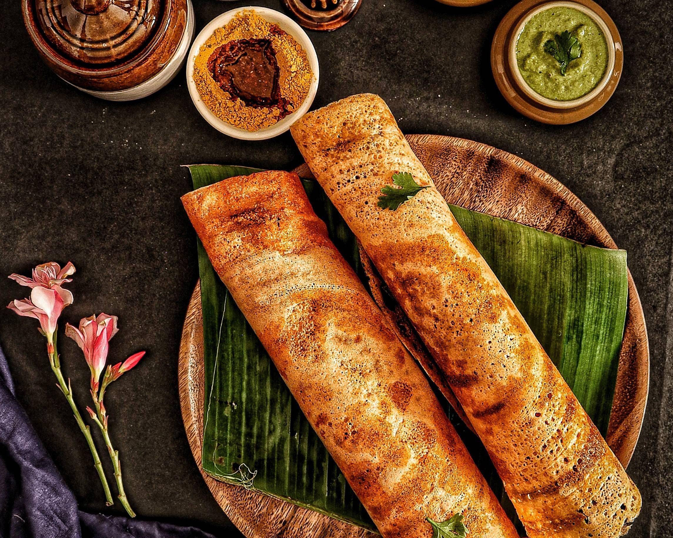 Dosa Chennai India Street Food