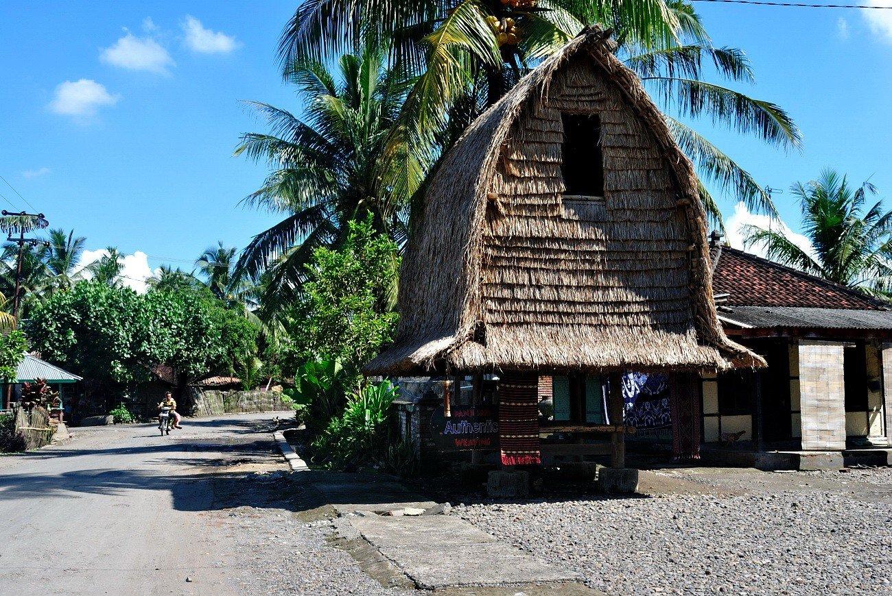 Desa Sukarara Lombok Indonesia