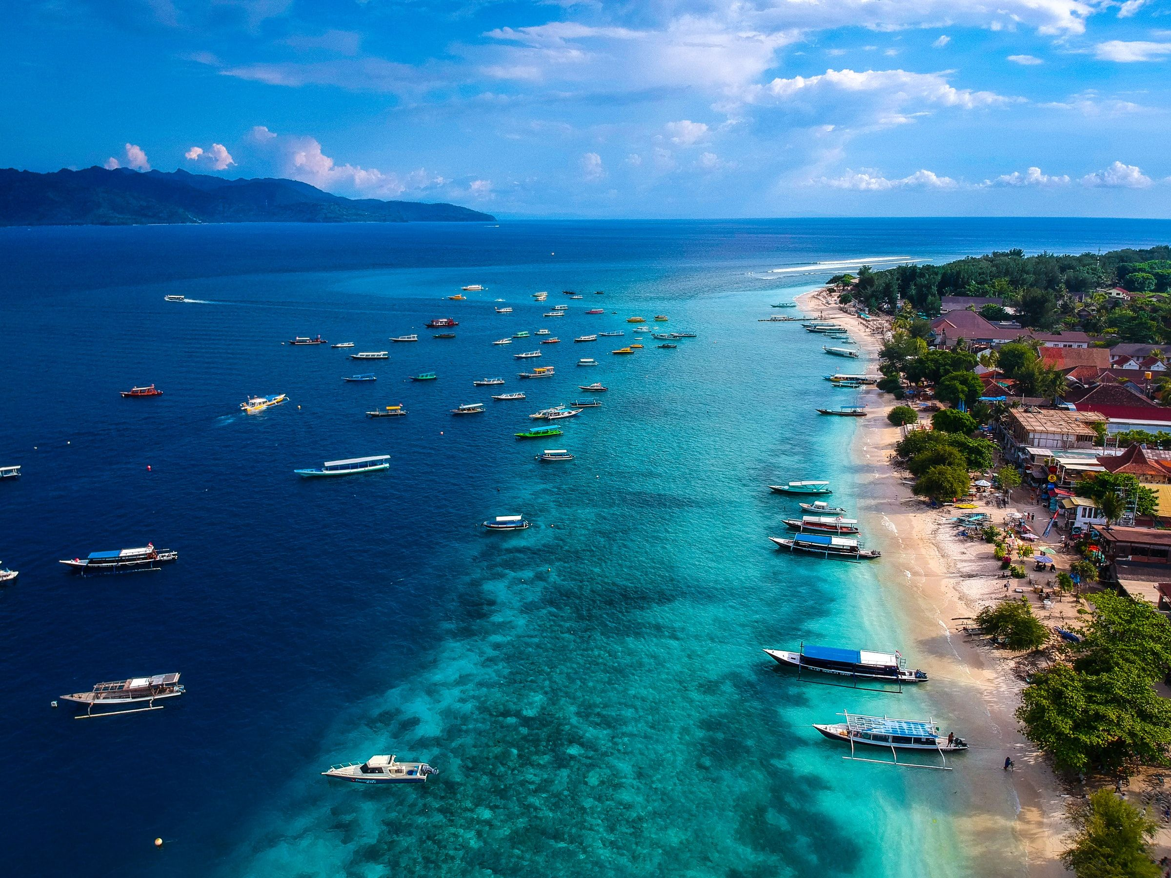 Gili Trawangan Lombok Indonesia