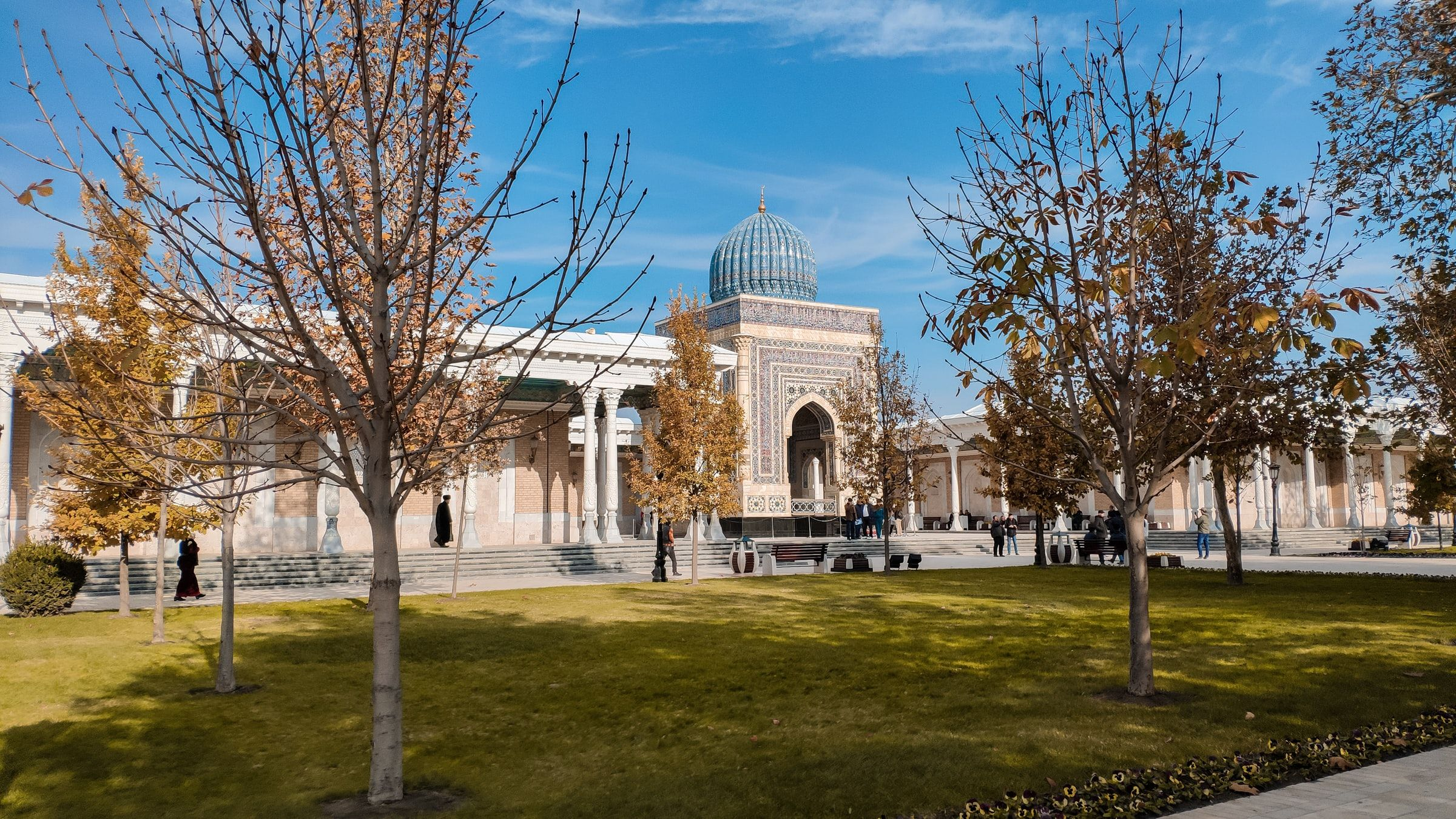 Samarkand Uzbekistan Tashkent Samarkand Bukhara
