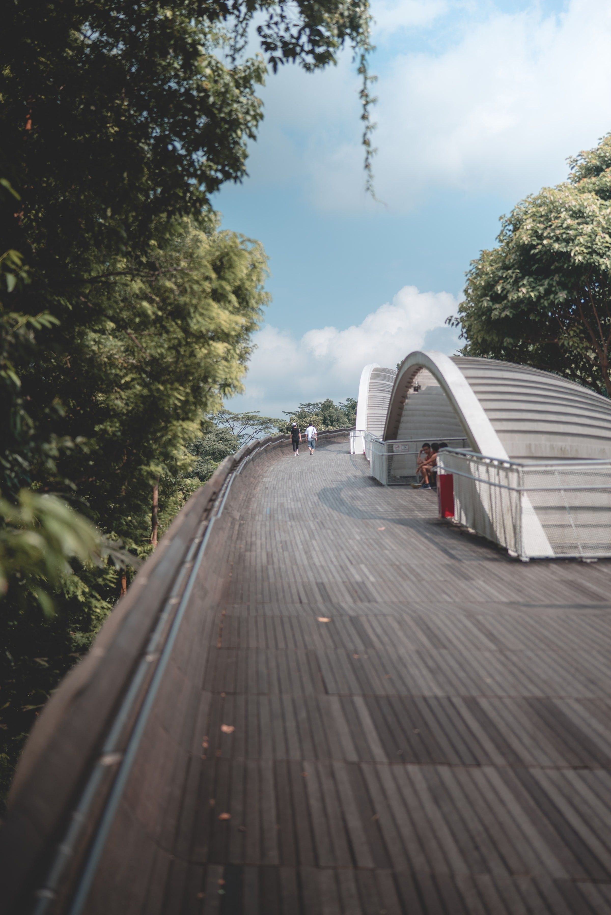 Henderson Wave Mount Faber Singapore