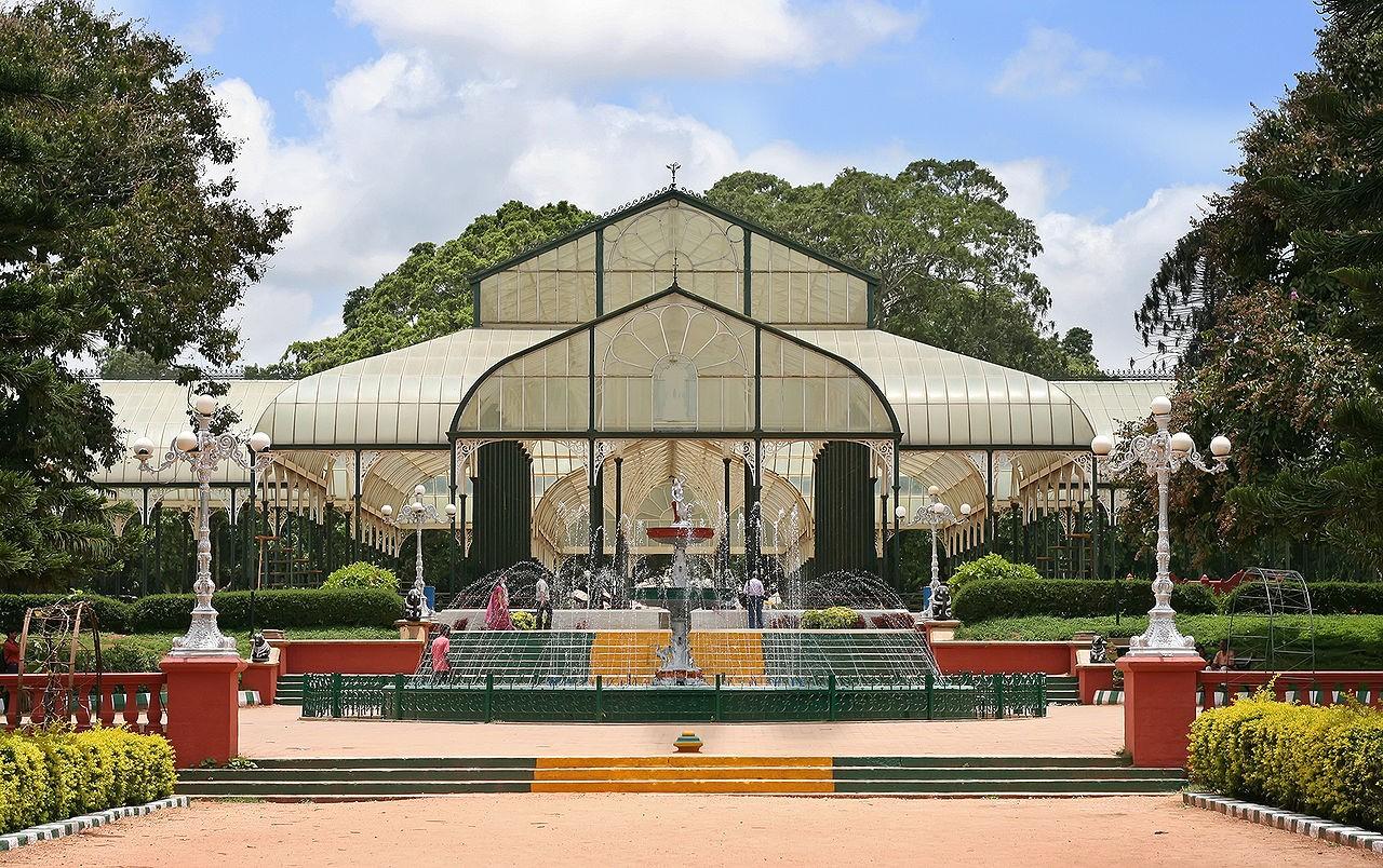 Lalbagh Botanical Garden and Cubbon Park Bengaluru Bangalore India