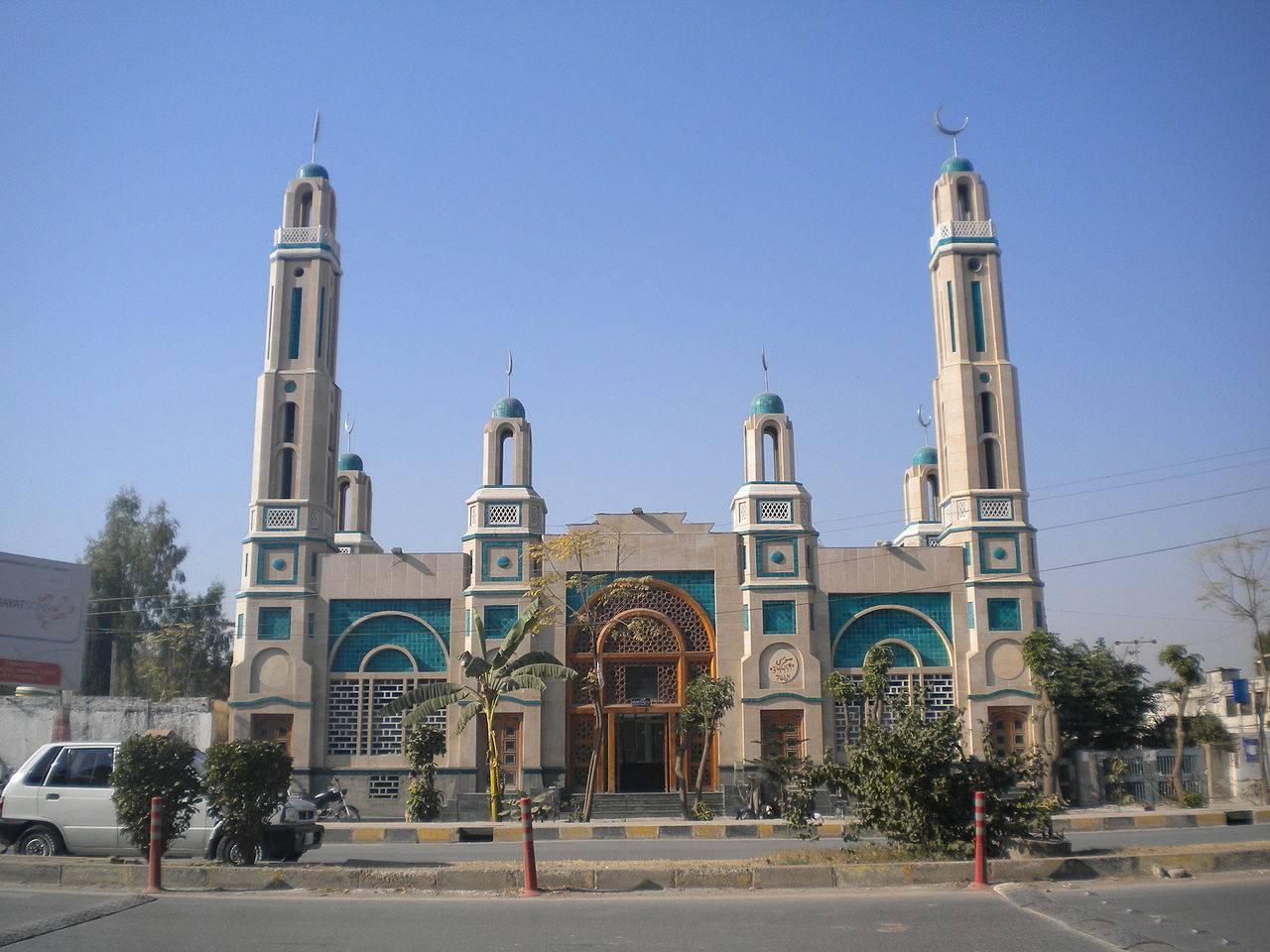 Masjid Gulshan Dadan Khan Rawalpindi Pakistan