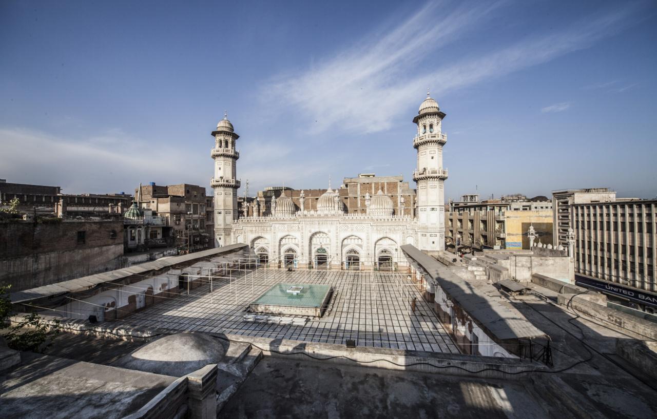 Mahabat Khan Mosque Peshawar Pakistan