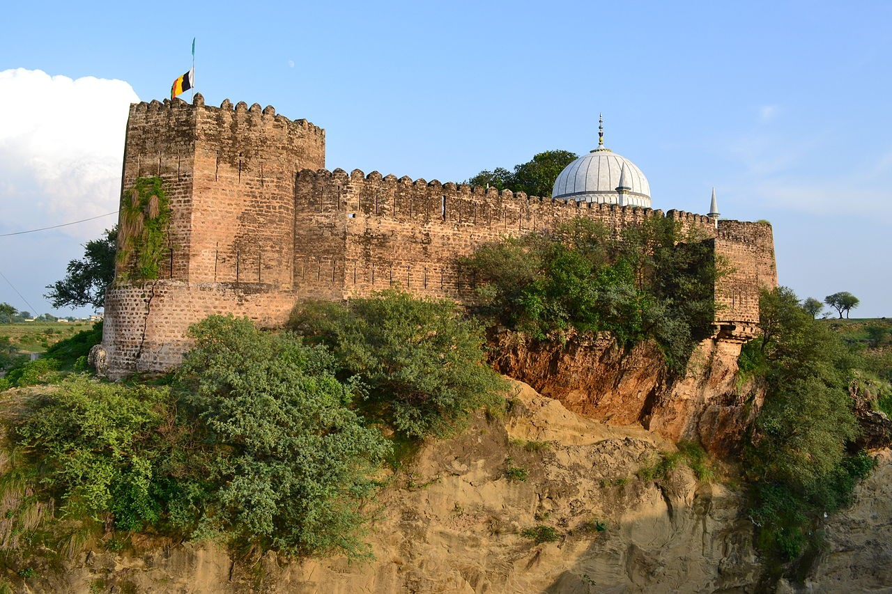 Sangni Fort Rawalpindi Pakistan