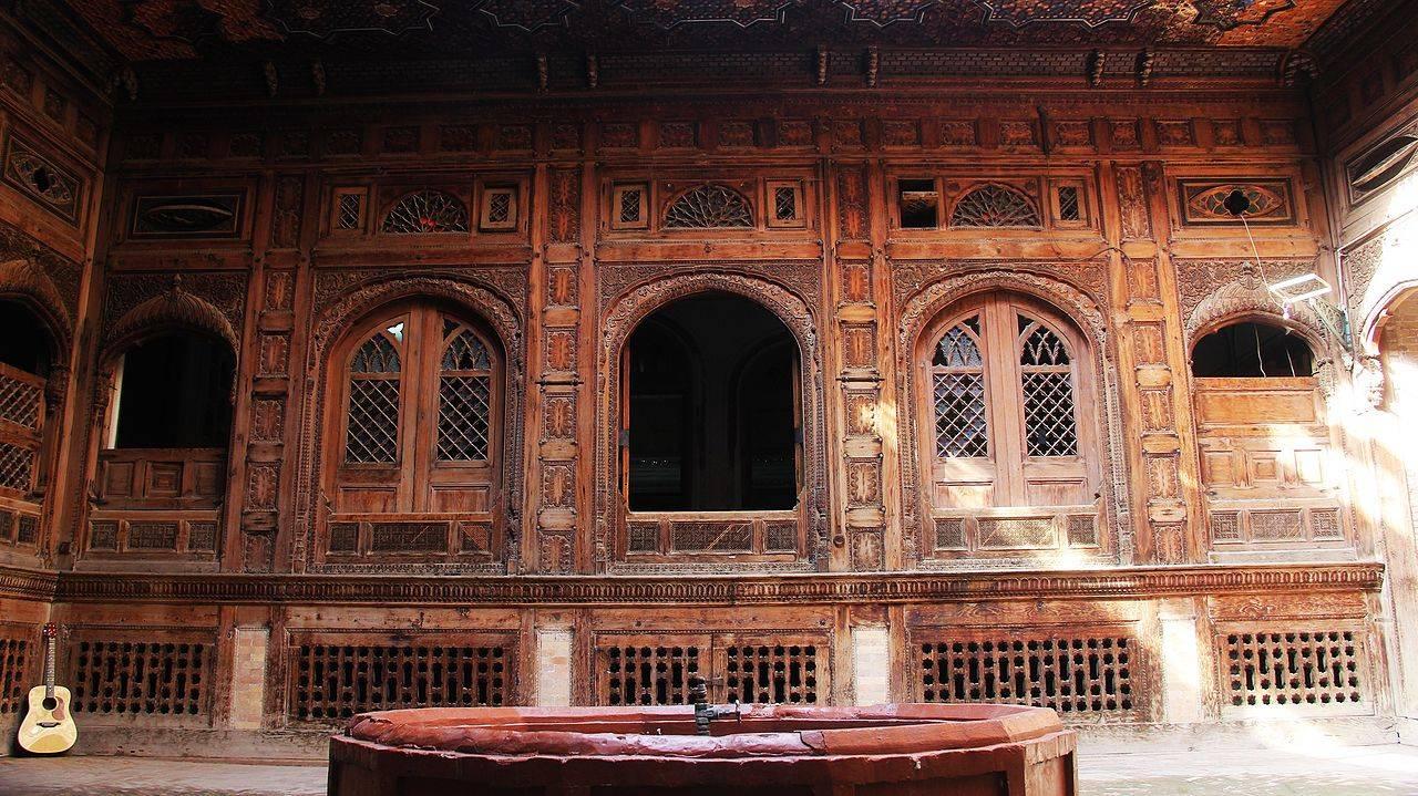 Sethi House Peshawar Pakistan