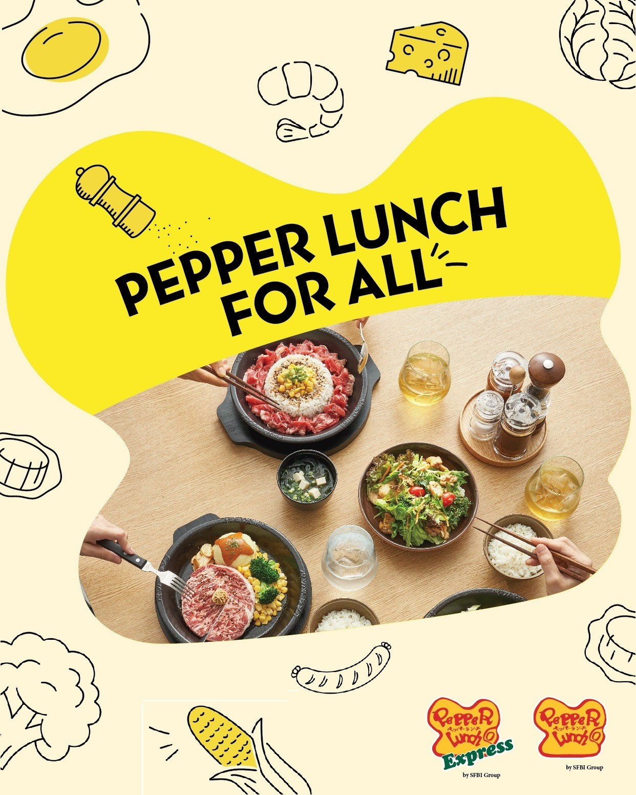 Pepper Lunch Halal