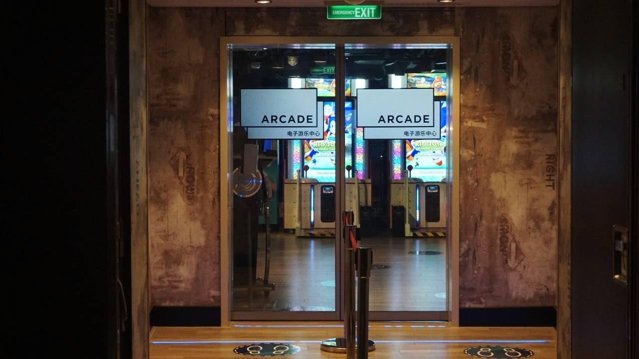 Dream Cruises World Dream Arcade