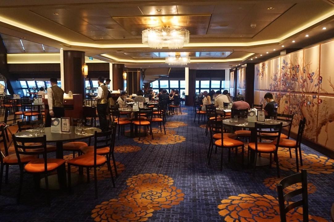 World Dream: Dream Dining Room