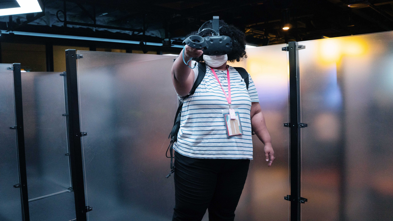 World Dream Esc Experience Lab VR Maze