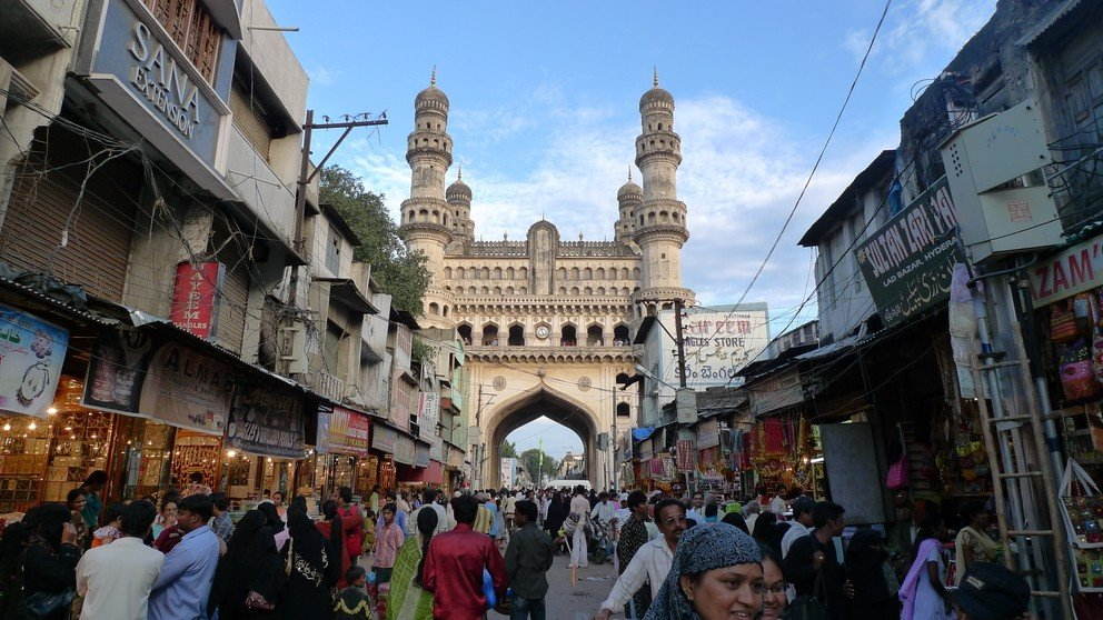 Laad Bazaar Resham Gali Bazar Bazaar Hyderabad Pakistan