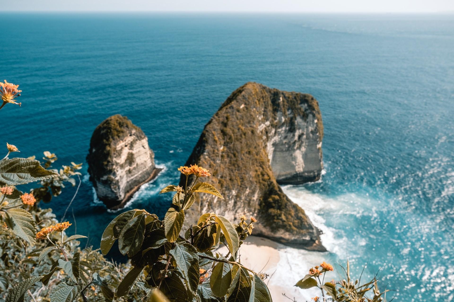 Pantai Kelingking Nusa Penida Bali Indonesia
